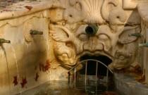 Brunnen Fuente del Rey