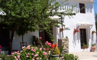 Casa Rural Cortijo Casablanca. Categoria Superior