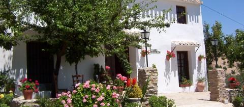 Casa Rural Cortijo Casablanca. Categoria Superior