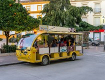 Autobús Turístico Paseos Priego