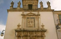 The Church of The Virgin of Carmen