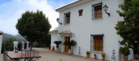 Country cottage Casa de la Higuera. Superior quality country cottage
