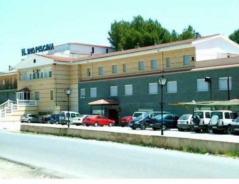 Hotel Río Piscina **