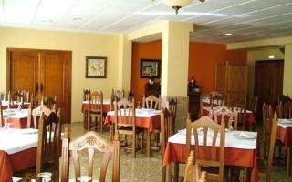 Restaurante Río Piscina
