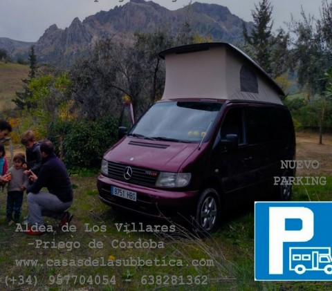 Área-Cortijo Los Villares