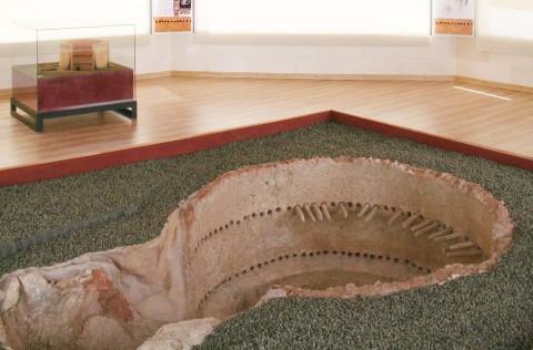Horno de cerámica (siglos XII-XIII)