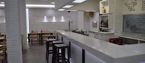 Restaurante Pizzería Varini