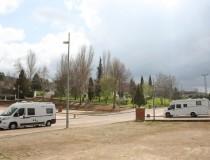 Área de auto-caravanas Priego de Córdoba