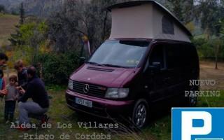 Área Cortijo «Los Villares»