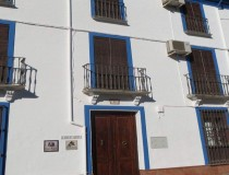 Maison de campagne «El Lirio Azul».