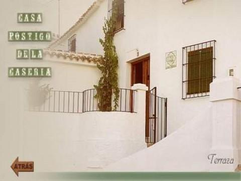 Maison de campagne «Postigo de la Casería»