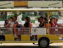 Bus touristique «Paseos Priego»